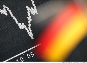 German bunds slump as dihk raises GDP growth forecast; markets await ECB policy decision